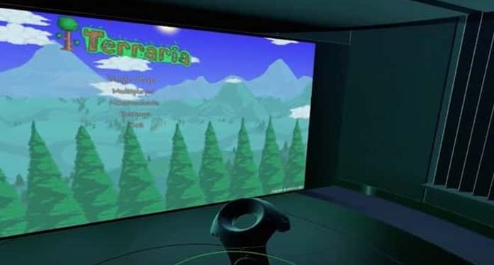 Play classic Steam games in Desktop Theater mode