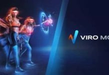 Viro Move-Virtual Reality game