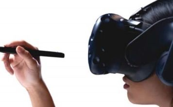Massless VR Headset