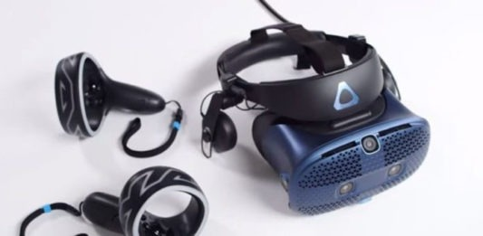 HTC Vive Cosmos - VR headset