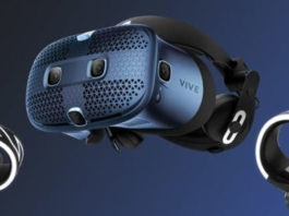 HTC Vive Cosmos compatible with finger tracking
