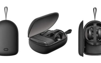 compact Oculus Quest 2 with a computer case