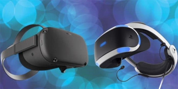 Best Vr Headset 2020.Facebook Vs Sony Who Will Dominate The Vr Headset Market In
