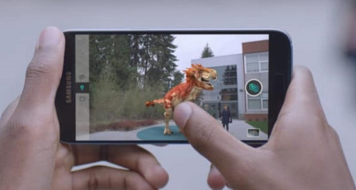 Mobile mixed reality market
