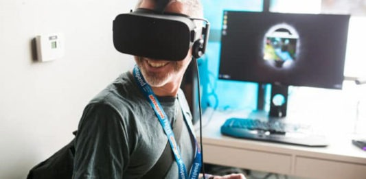 How some professions are born with virtual reality