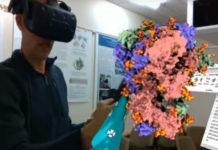 Augmented Reality to fight against Coronavirus