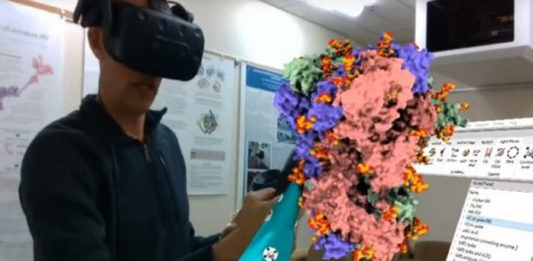 Augmented Reality to fight against Coronavirus